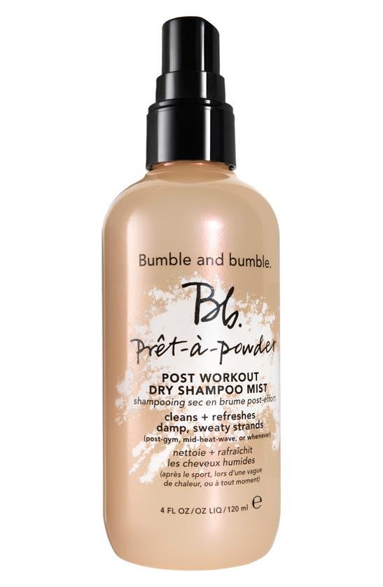 Bumble And Bumble Pret-a-powder Post Workout Dry Shampoo Mist Mini 1.5 oz/ 45 ml