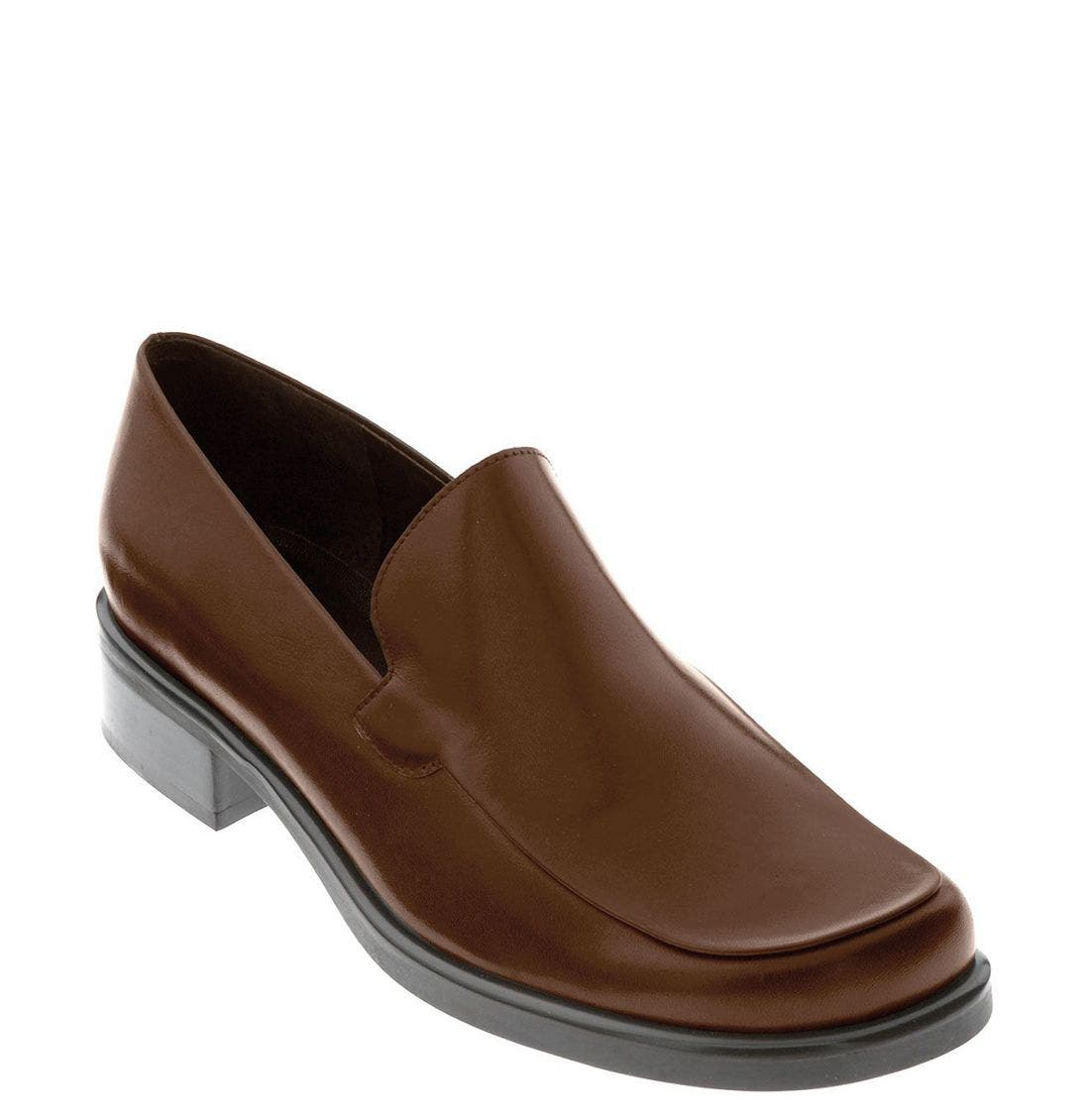 Image of Franco Sarto Bocca Plain Toe Slip-On Loafer - Narrow Width