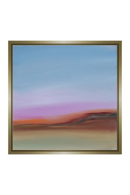 Image of PTM Images Blue Horizon Gallery Wrapped Giclee Print