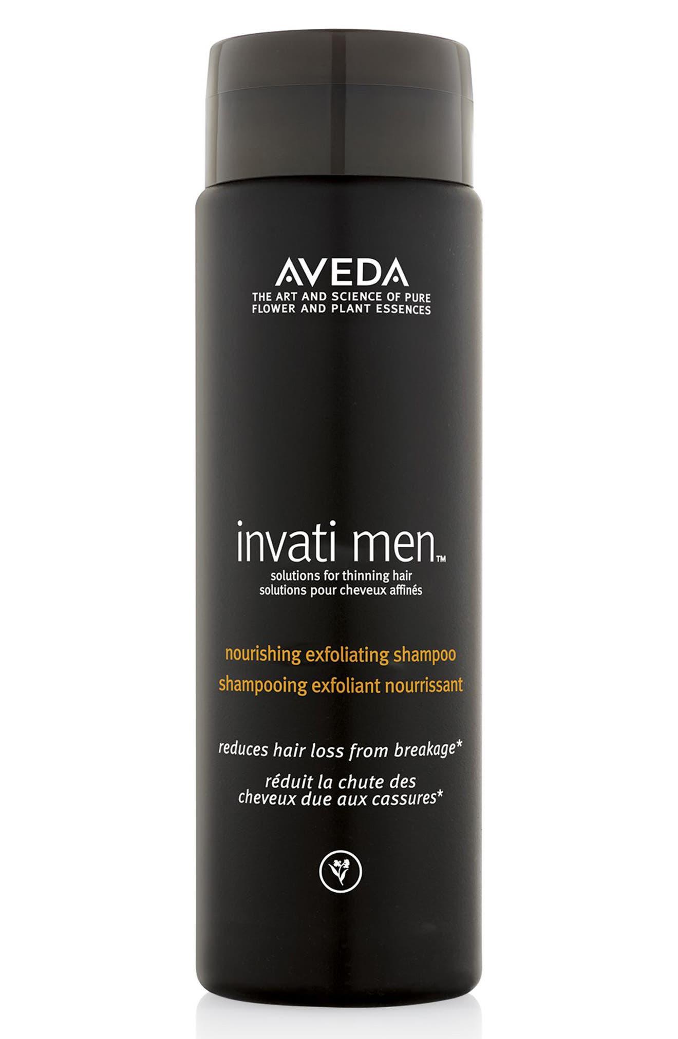 Invati Men(TM) Nourishing Exfoliating Shampoo