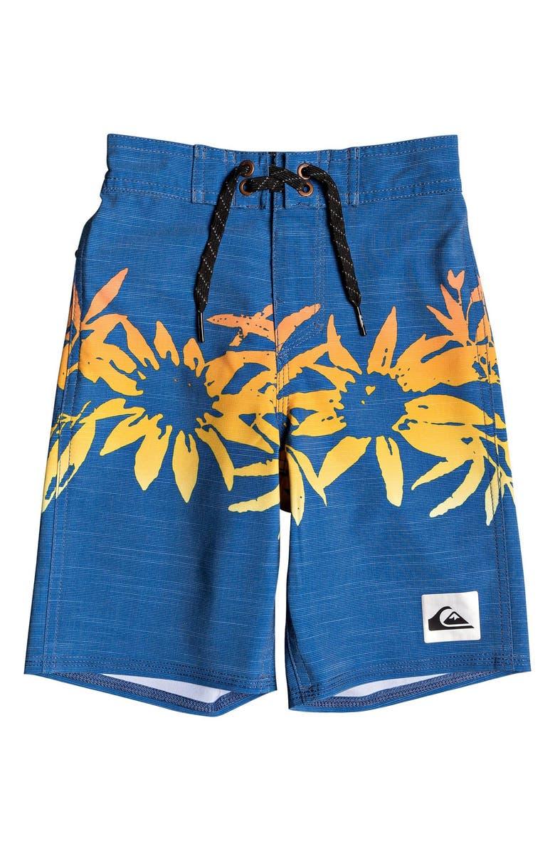 QUIKSILVER Highline Choppa Board Shorts, Main, color, 455