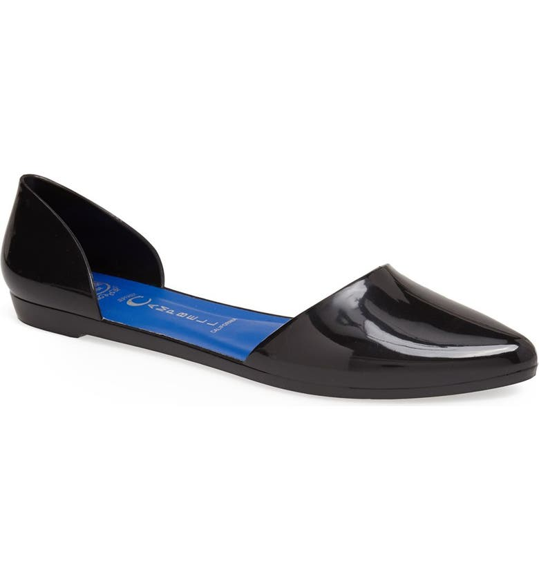 JEFFREY CAMPBELL 'Jelly Love' Flat, Main, color, 001