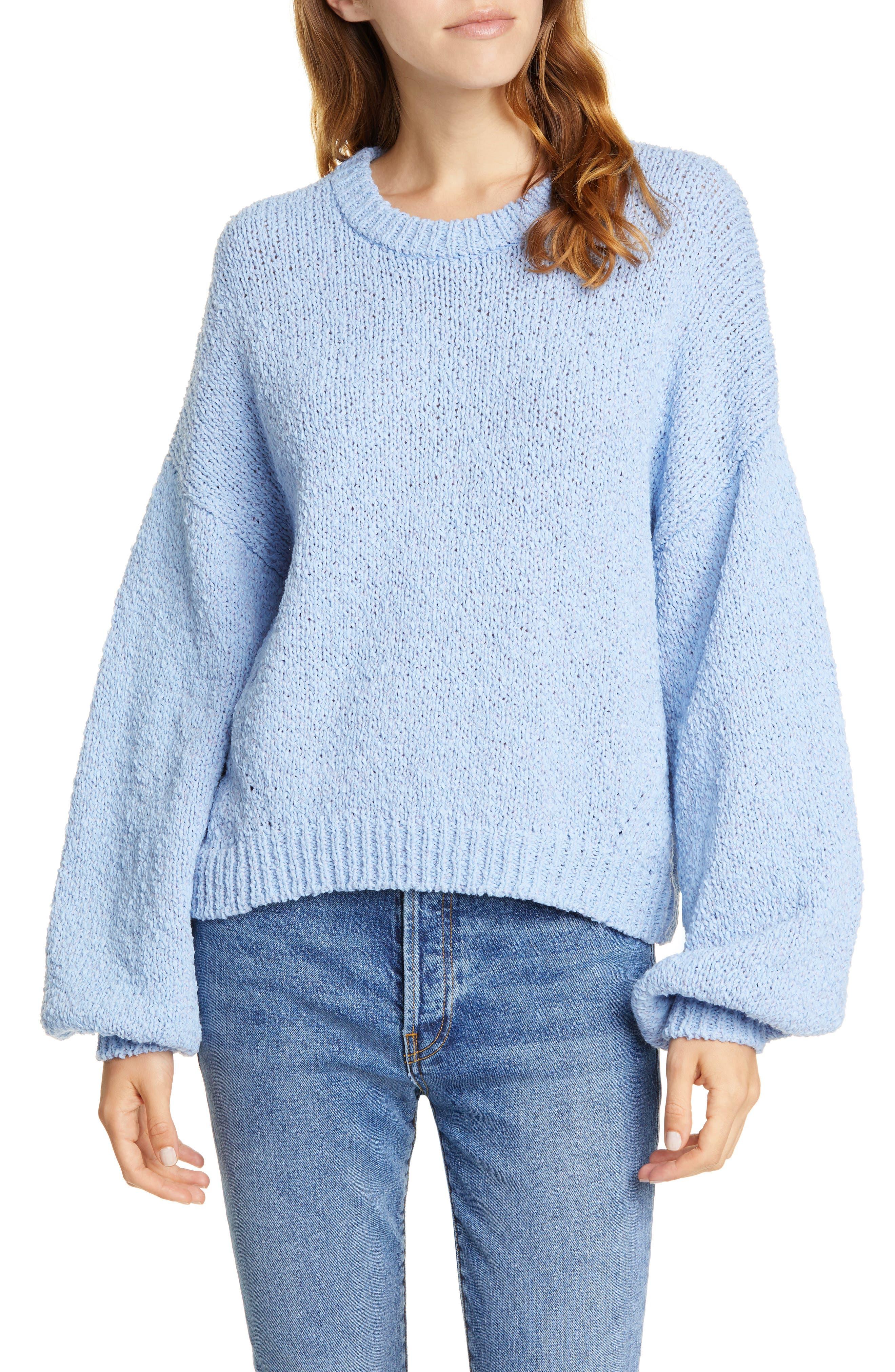 Joie Sweaters Ojo Wool Blend Sweater