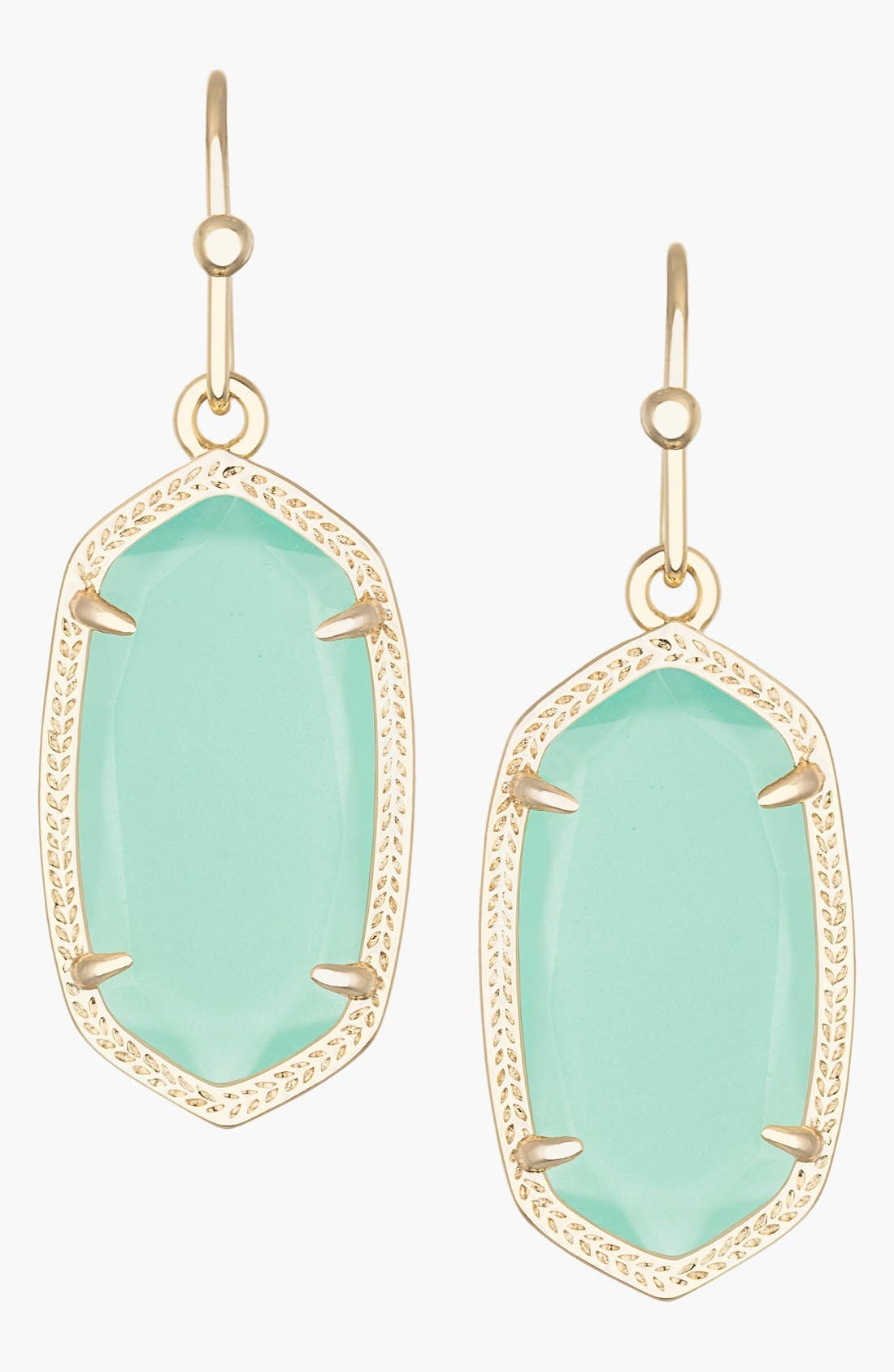 ,                             Dani Stone Drop Earrings,                             Main thumbnail 34, color,                             320