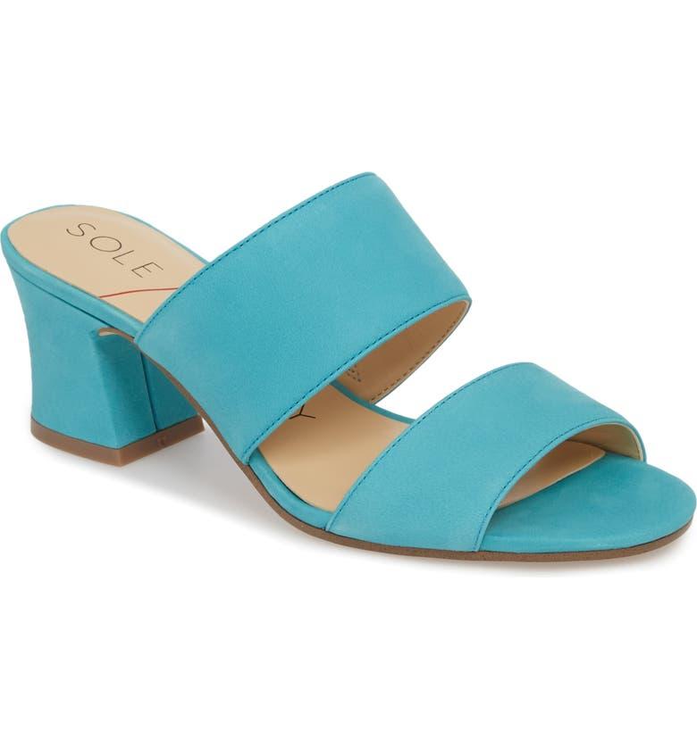 SOLE SOCIETY Heline Slide Sandal, Main, color, 400