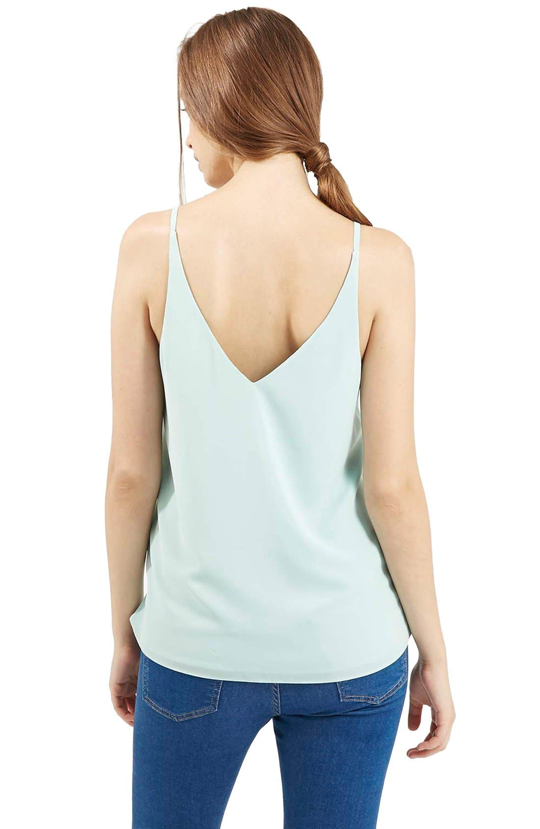,                             Strappy V-Neck Camisole,                             Alternate thumbnail 30, color,                             440