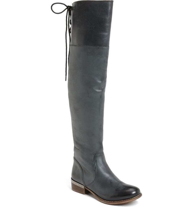 MIA LIMITED EDITION 'Lieutenant' Knee High Boot, Main, color, 001