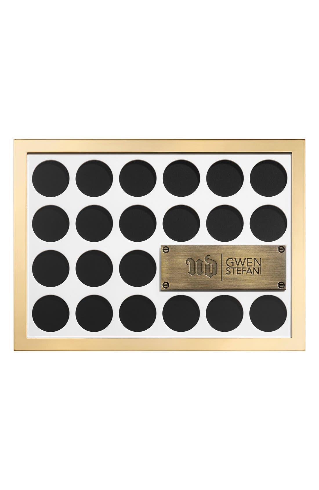 ,                             UD x Gwen Stefani Eyeshadow Palette,                             Alternate thumbnail 3, color,                             000