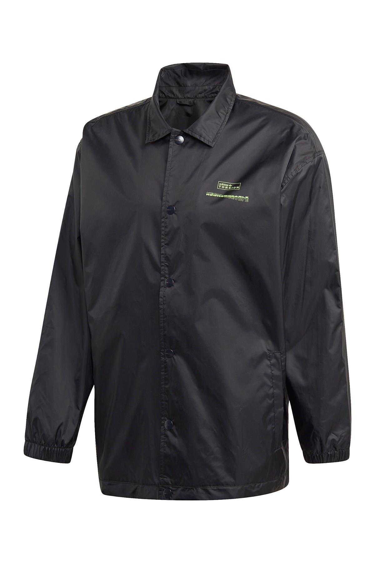 Image of adidas Torsion Coach Jacket
