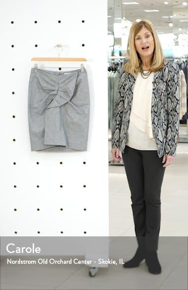 Ines Ruffle Skirt, sales video thumbnail