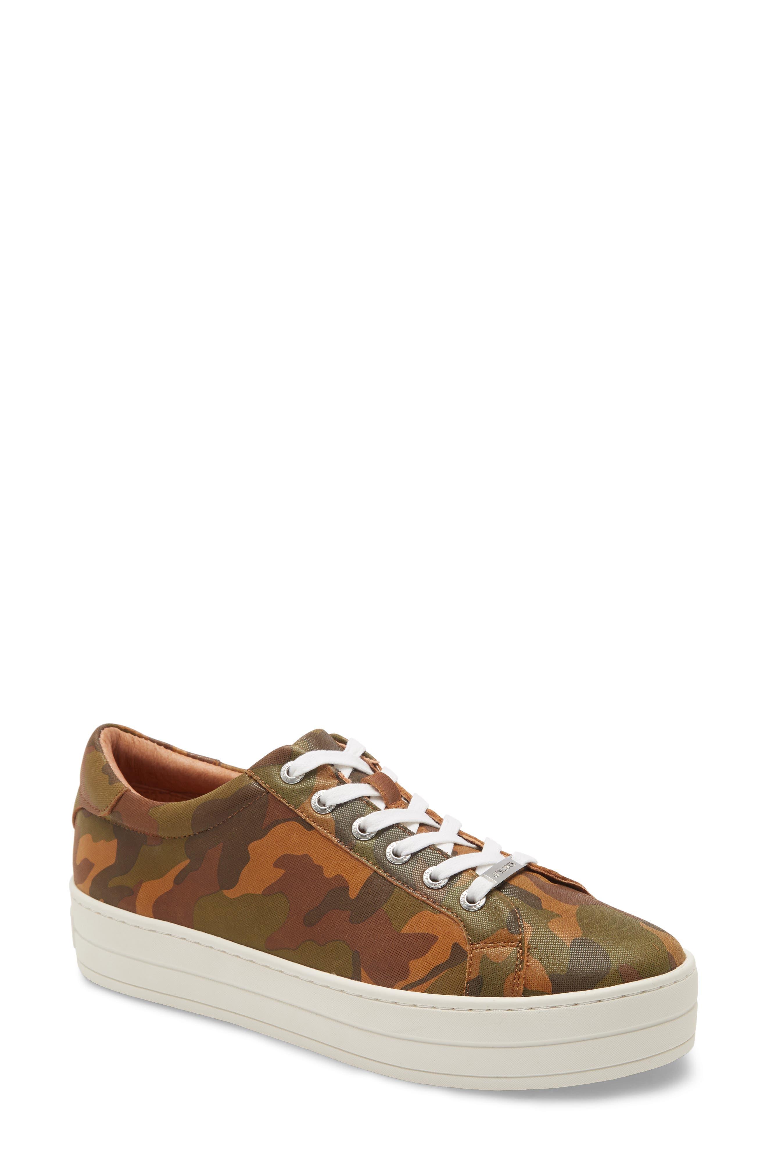 Hippie Platform Sneaker