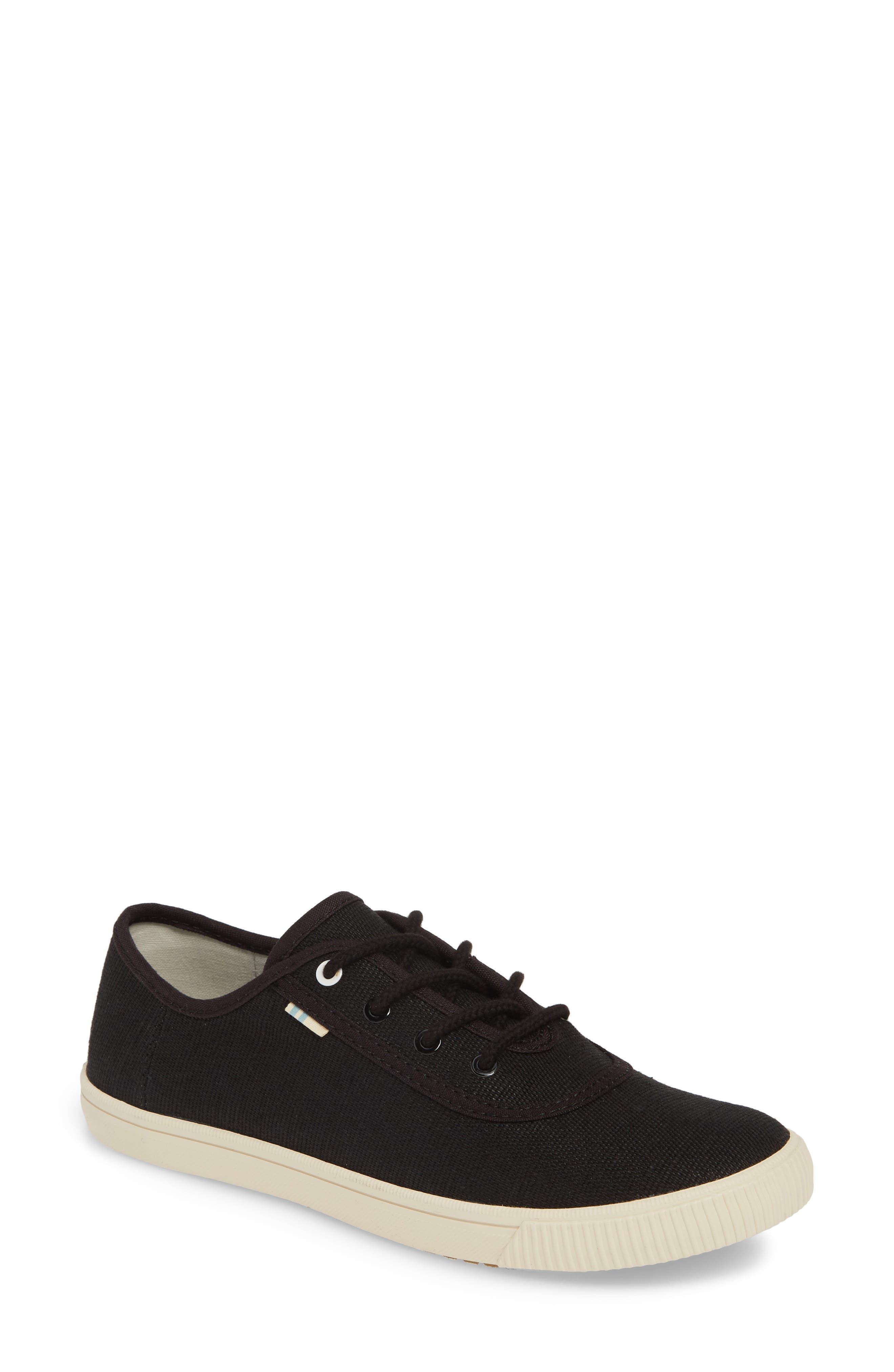 Toms Carmel Sneaker, Black