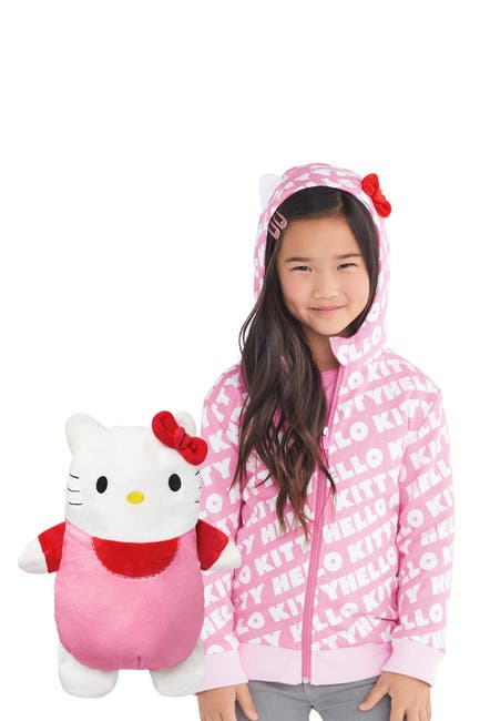 Image of Cubcoats Hello Kitty Zip-Up Hoodie