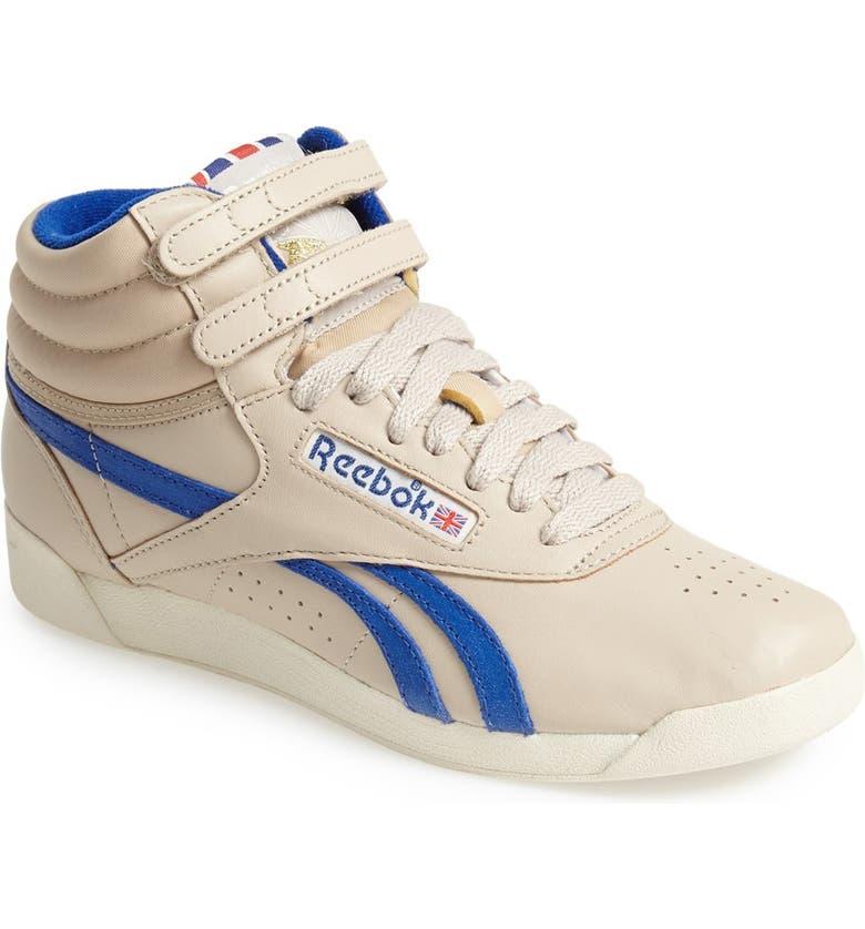 8ae99280a Reebok 'Freestyle Hi Vintage' Sneaker (Women) | Nordstrom