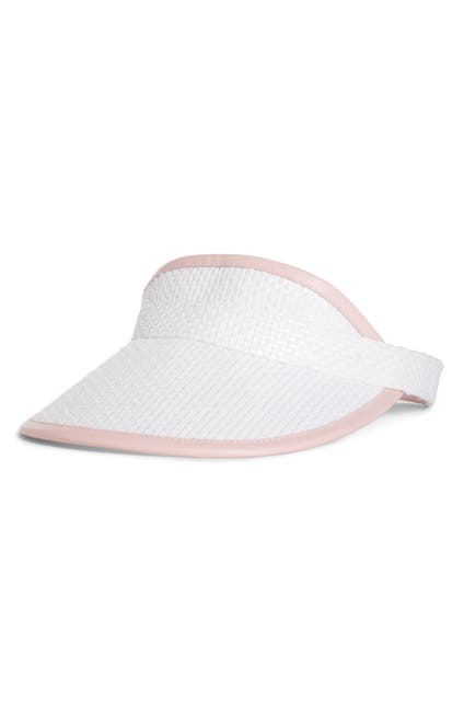 Image of Rag & Bone Straw Visor