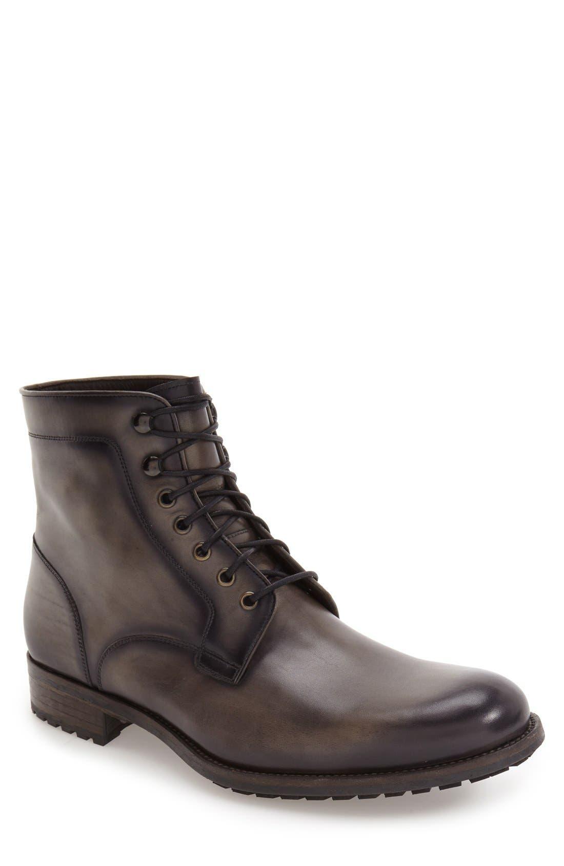 ,                             'Marcelo' Plain Toe Boot,                             Main thumbnail 8, color,                             020