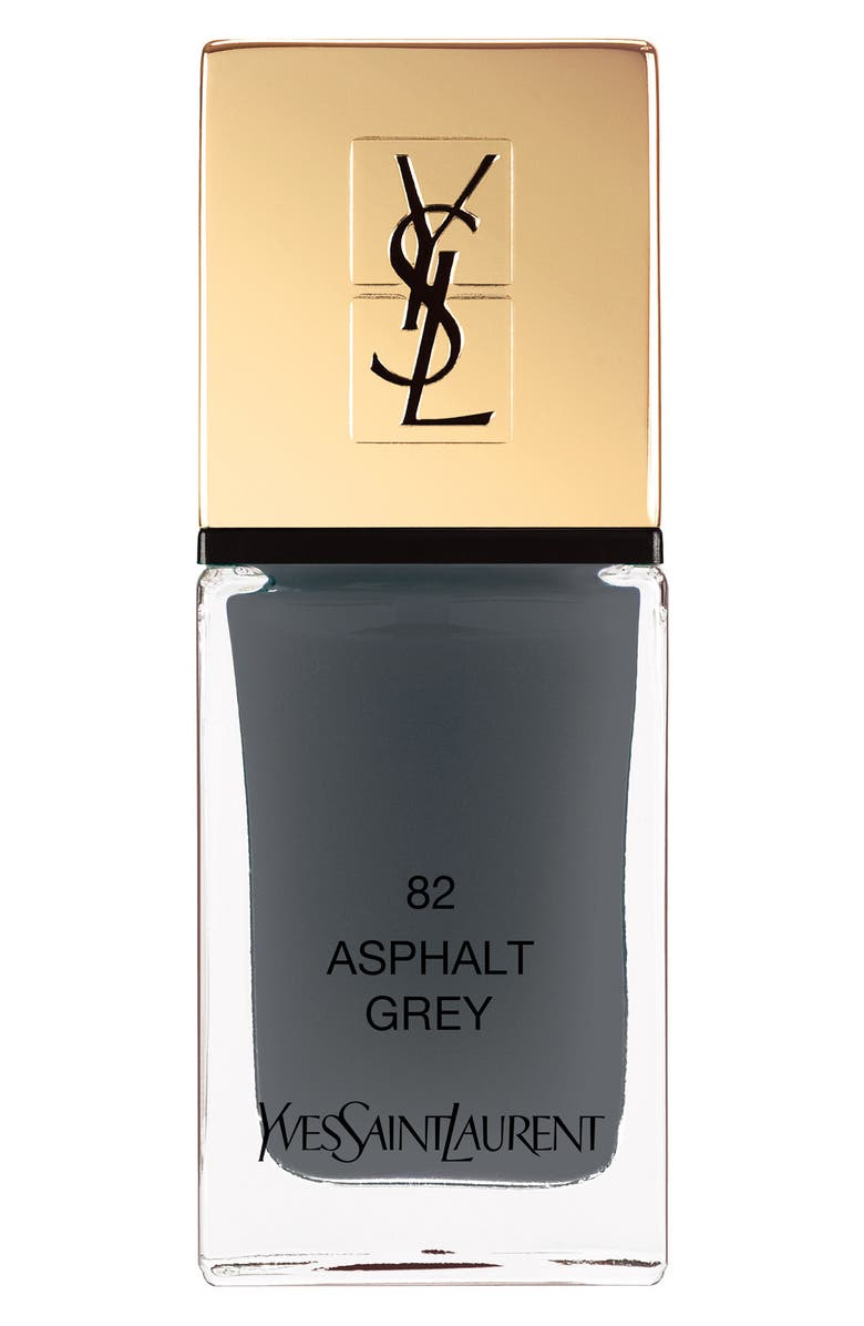 YVES SAINT LAURENT La Laque Couture Nail Lacquer, Main, color, 021