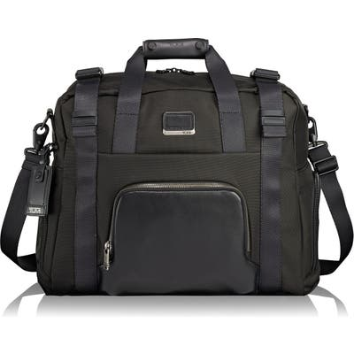 Tumi Alpha Bravo Buckley Duffel Bag - Black