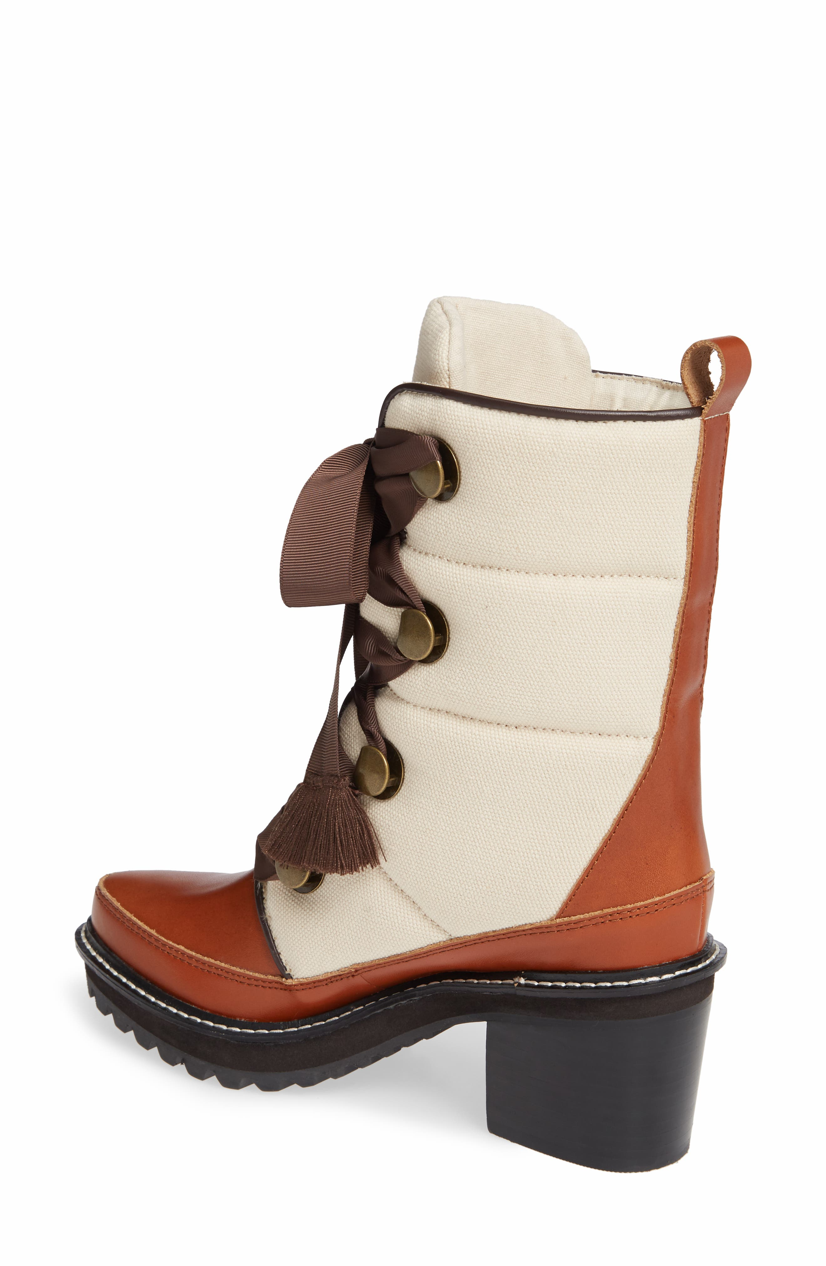 ,                             Puffin Lug Sole Boot,                             Alternate thumbnail 2, color,                             NATURAL