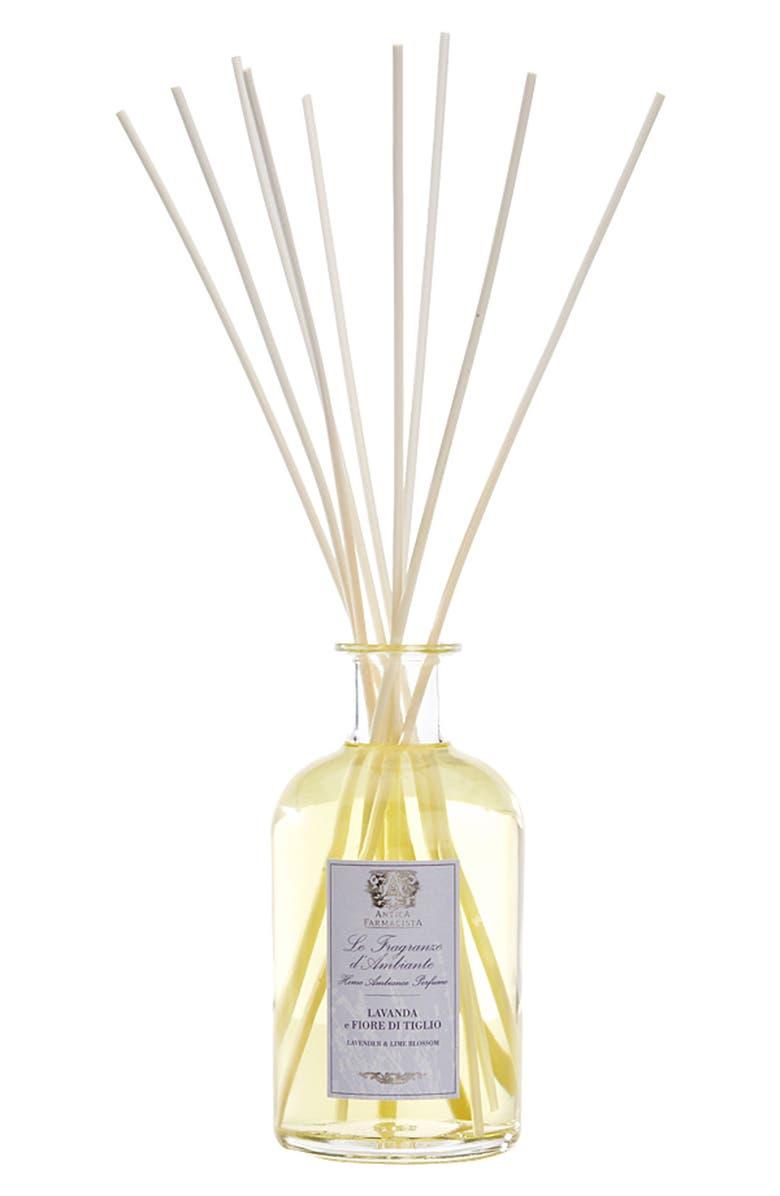 ANTICA FARMACISTA Lavender & Lime Blossom Home Ambiance Perfume, Main, color, NO COLOR