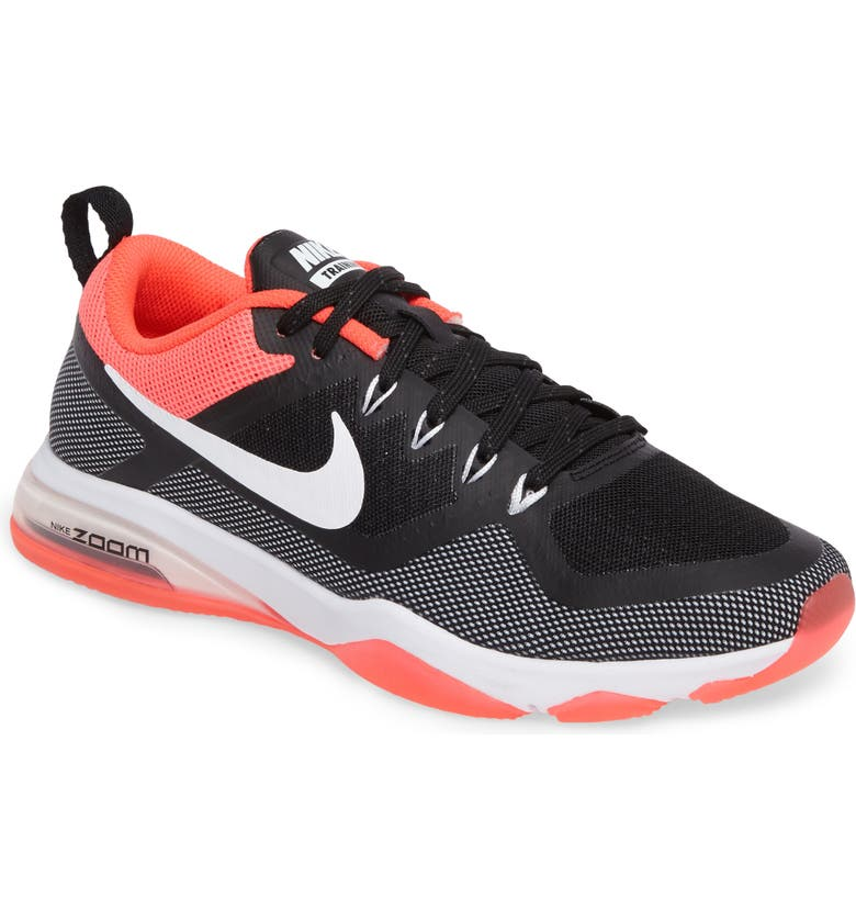 NIKE Air Zoom Fitness Training Shoe, Main, color, 006