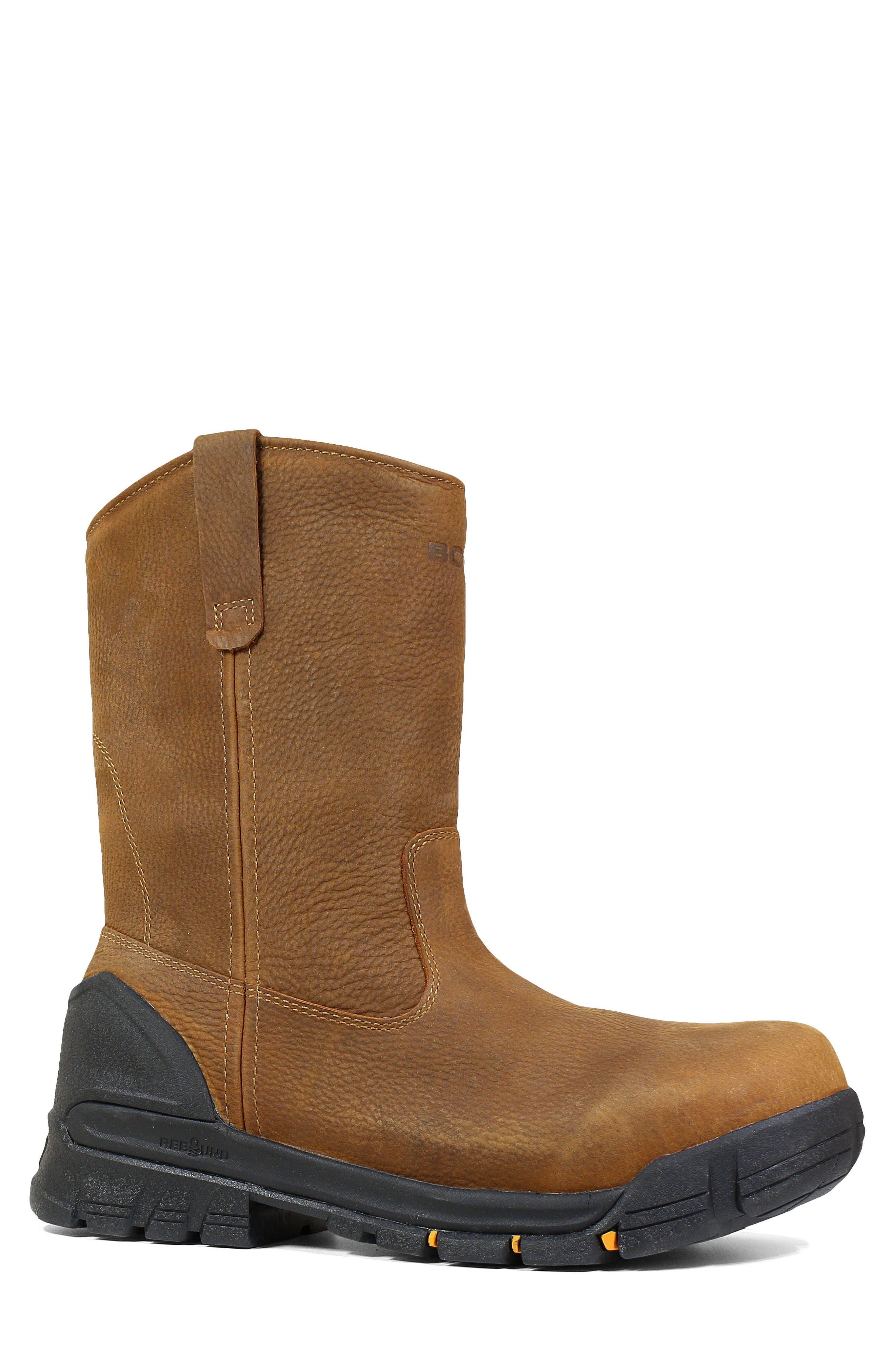 Waterproof Bedrock Wellington Boot