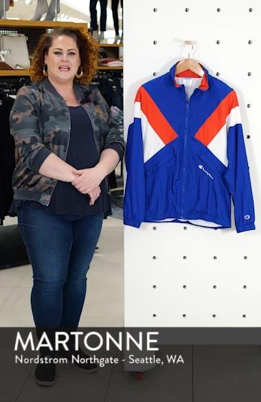 Nylon Warm-Up Jacket, sales video thumbnail