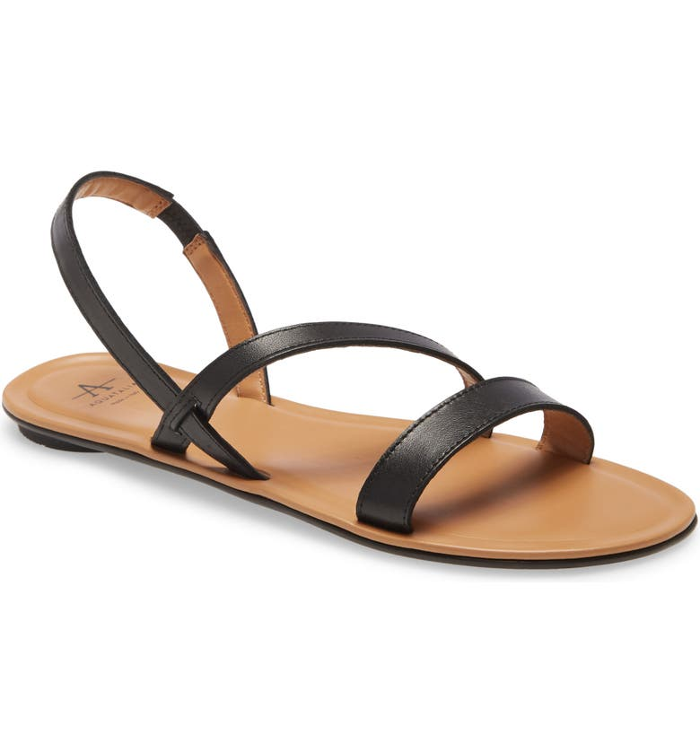 AQUATALIA Aria Sandal, Main, color, 001