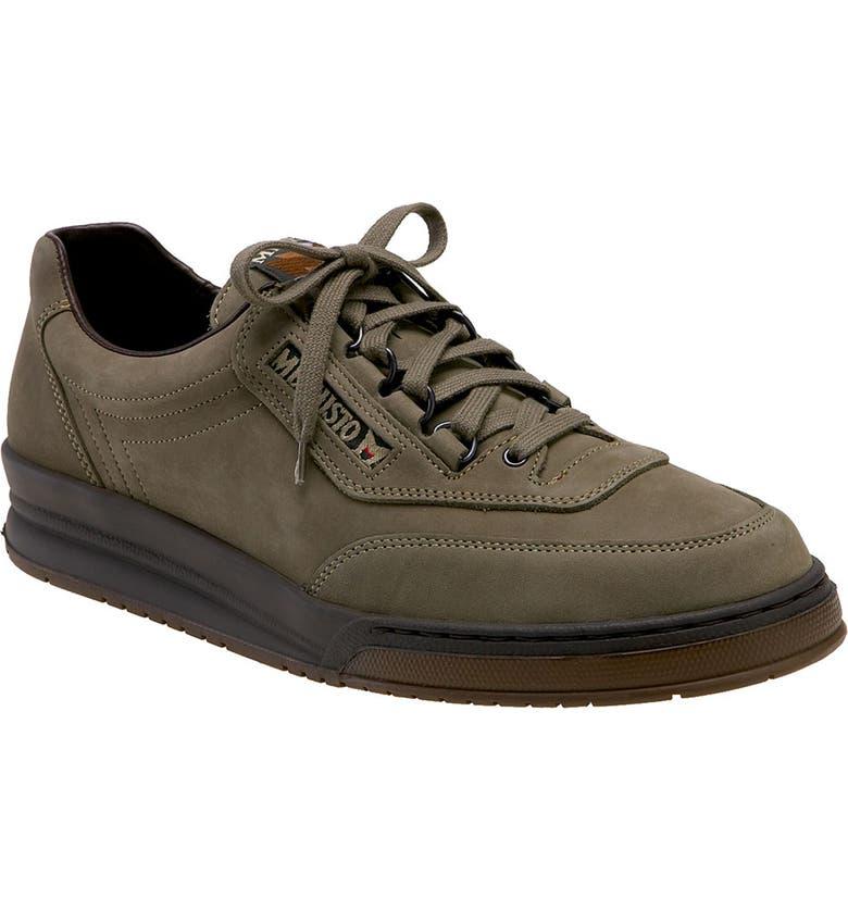 MEPHISTO 'Match' Walking Shoe, Main, color, BIRCH