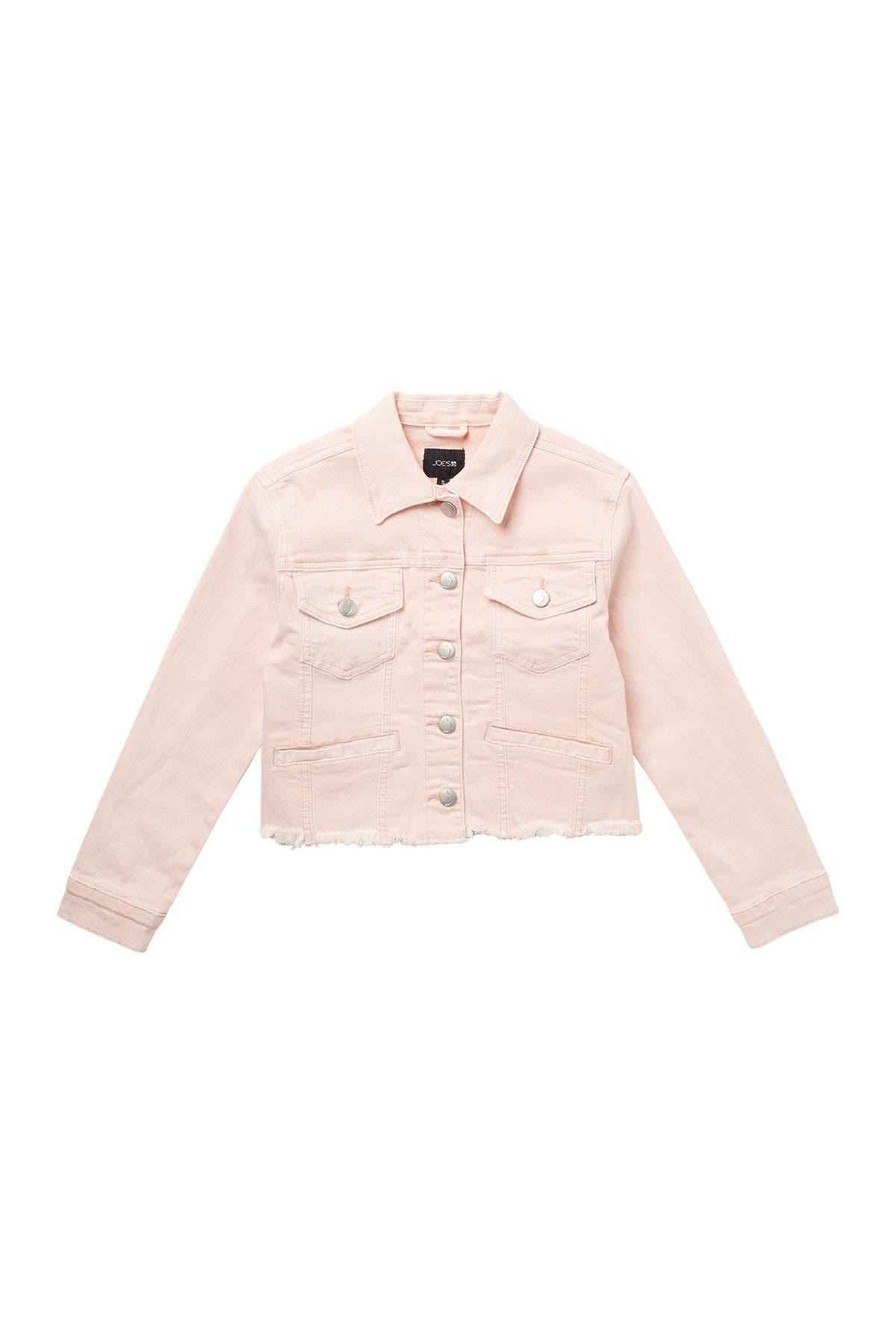 Image of Joe's Jeans Crop Denim Jacket