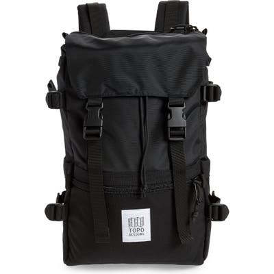 Topo Designs Classic Rover Backpack - Black