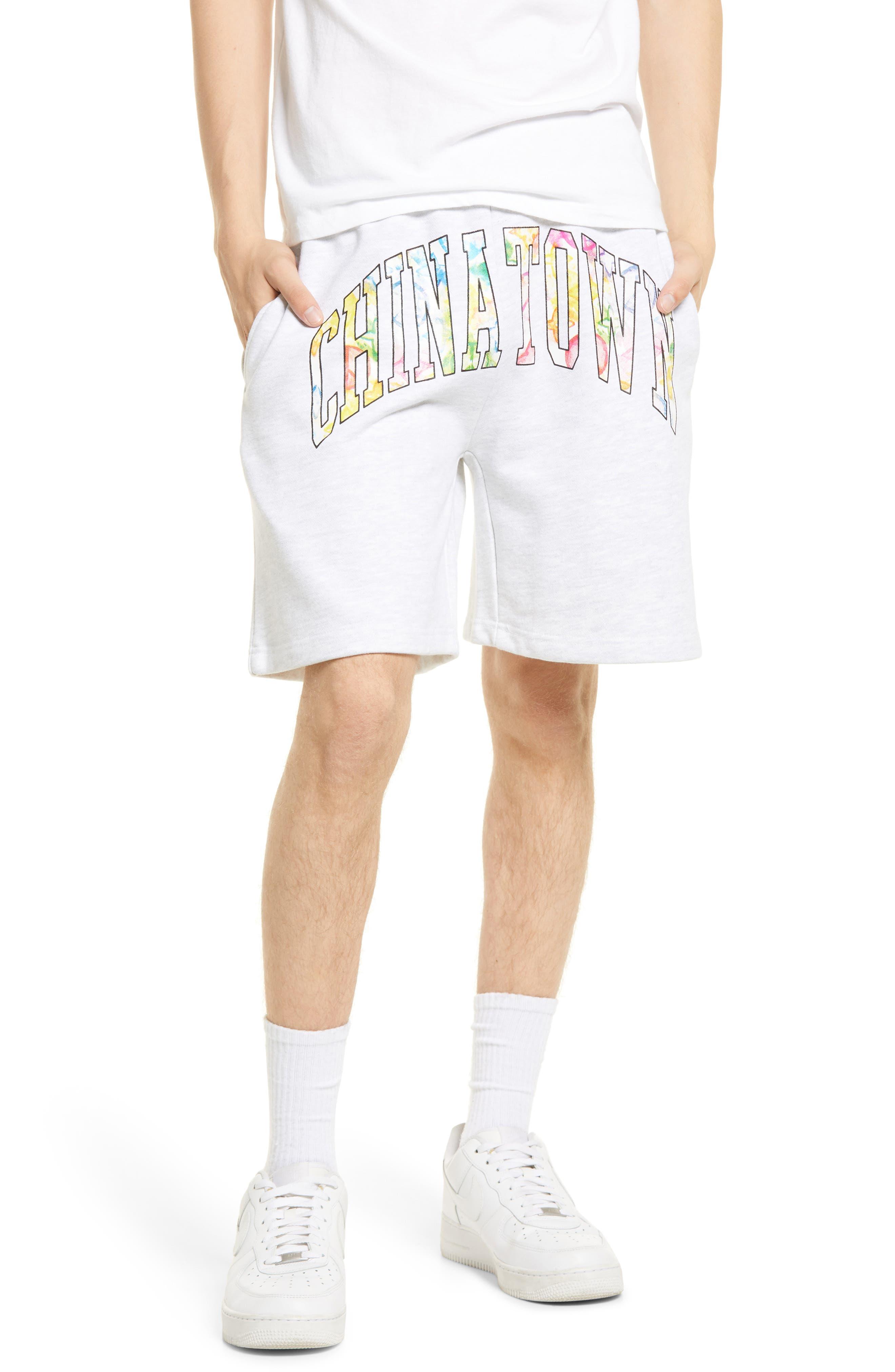 Men's Watercolor Arc Shorts