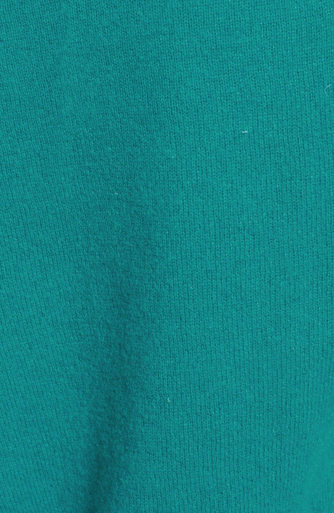 ,                             Cashmere V-Neck Sweater,                             Alternate thumbnail 50, color,                             441