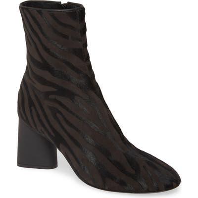 Rag & Bone Fei Genuine Calf Hair Ankle Boot - Black