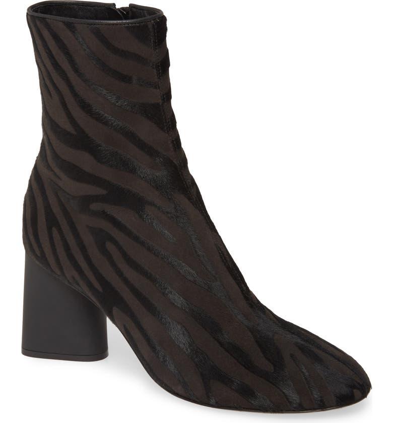 RAG & BONE Fei Genuine Calf Hair Ankle Boot, Main, color, 003