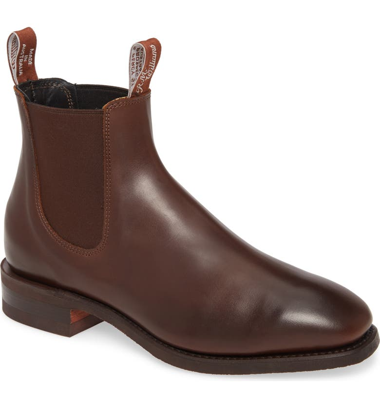 R.M. WILLIAMS Comfort RM Chelsea Boot, Main, color, 200