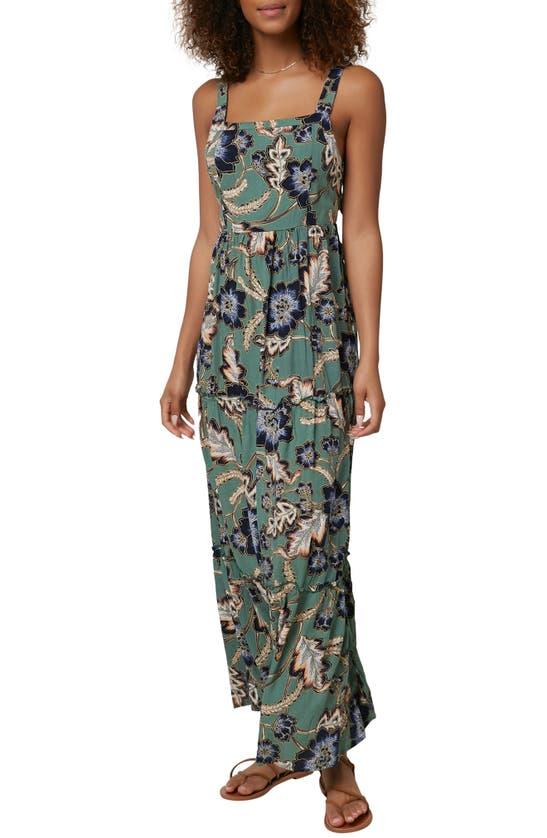 O'NEILL Maxi dresses MAXWELL PRINT TANK MAXI DRESS