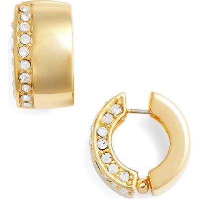 Erwin Pearl Pave Reversible Earrings