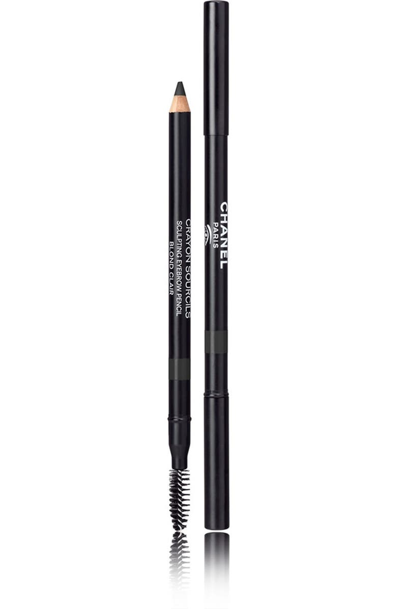 CHANEL CRAYON SOURCILS <br />Sculpting Eyebrow Pencil, Main, color, 60 NOIR CENDRE
