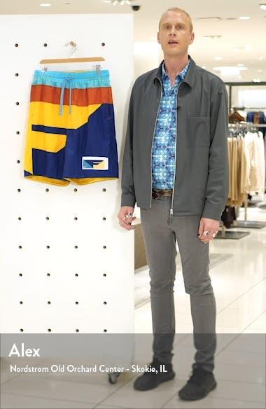 Flight Nylon Athletic Shorts, sales video thumbnail