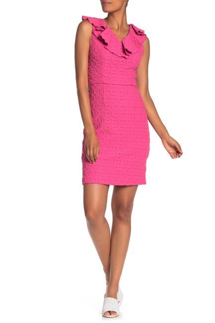 Image of trina Trina Turk Perks Ruffled Floral Dress