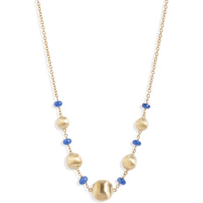 Marco Bicego Africa Semiprecious Stone Necklace