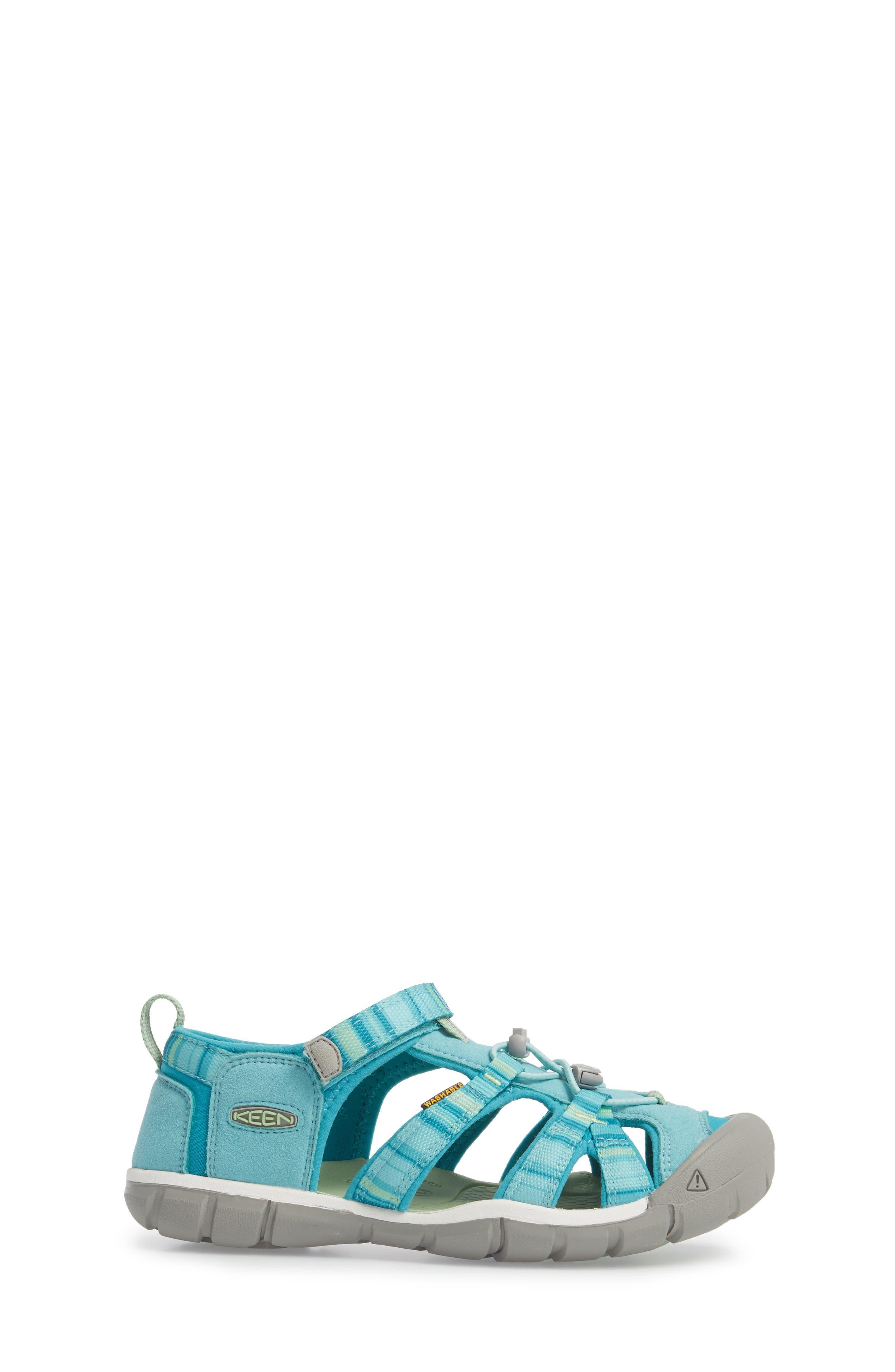 ,                             'Seacamp II' Water Friendly Sandal,                             Alternate thumbnail 170, color,                             406