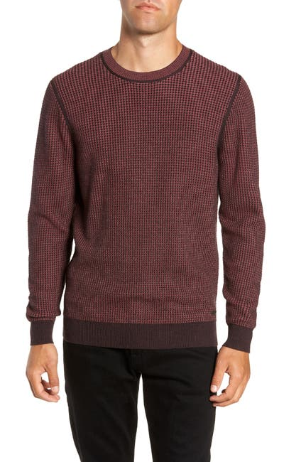 Image of RODD AND GUNN Wilberforce Regular Fit Wool Sweater