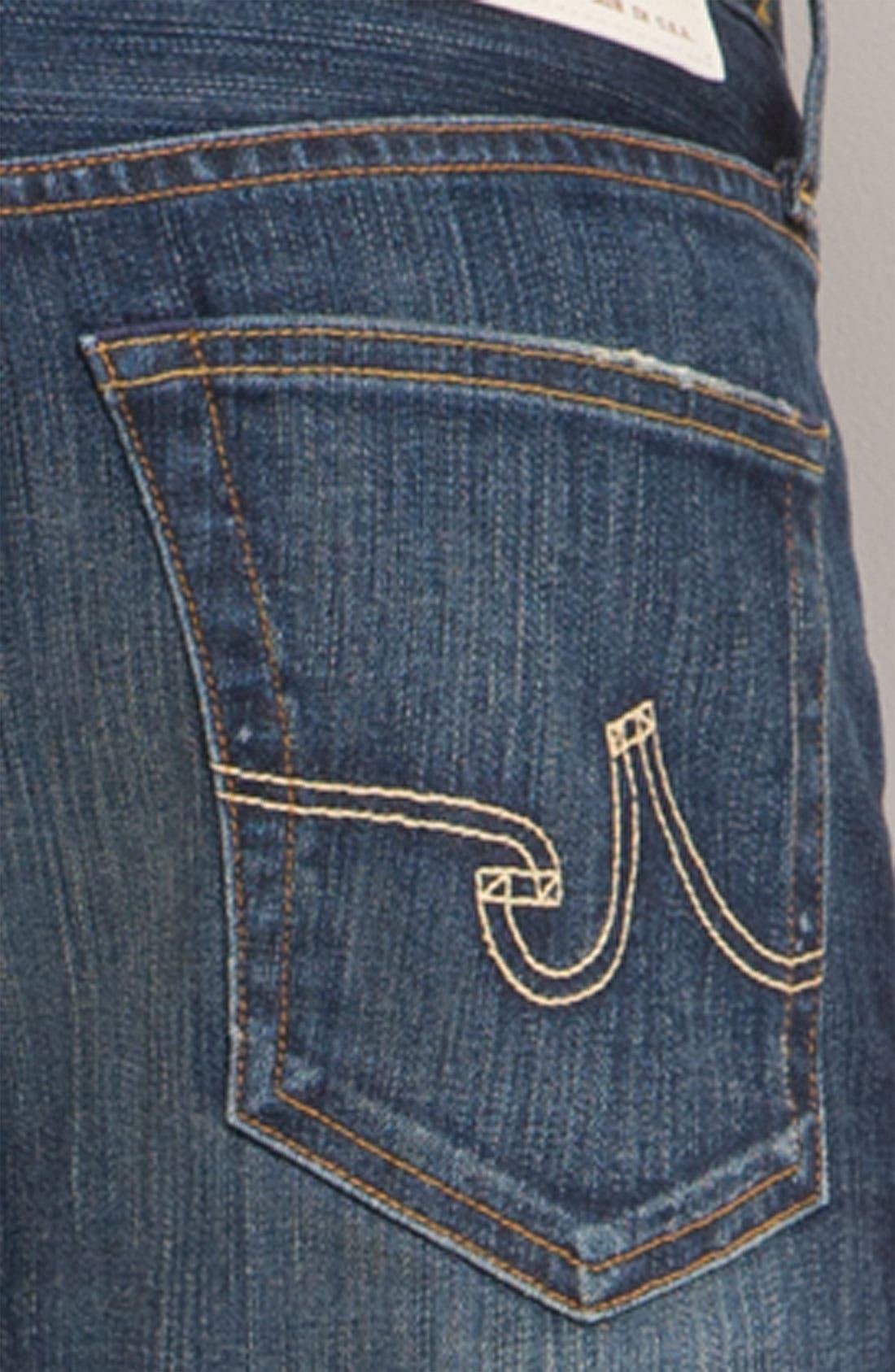 ,                             'Protégé' Straight Leg Jeans,                             Alternate thumbnail 56, color,                             485