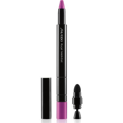 Shiseido Kajal Inkartist Eyeshadow, Liner & Brow Pencil - Lilac Lotus
