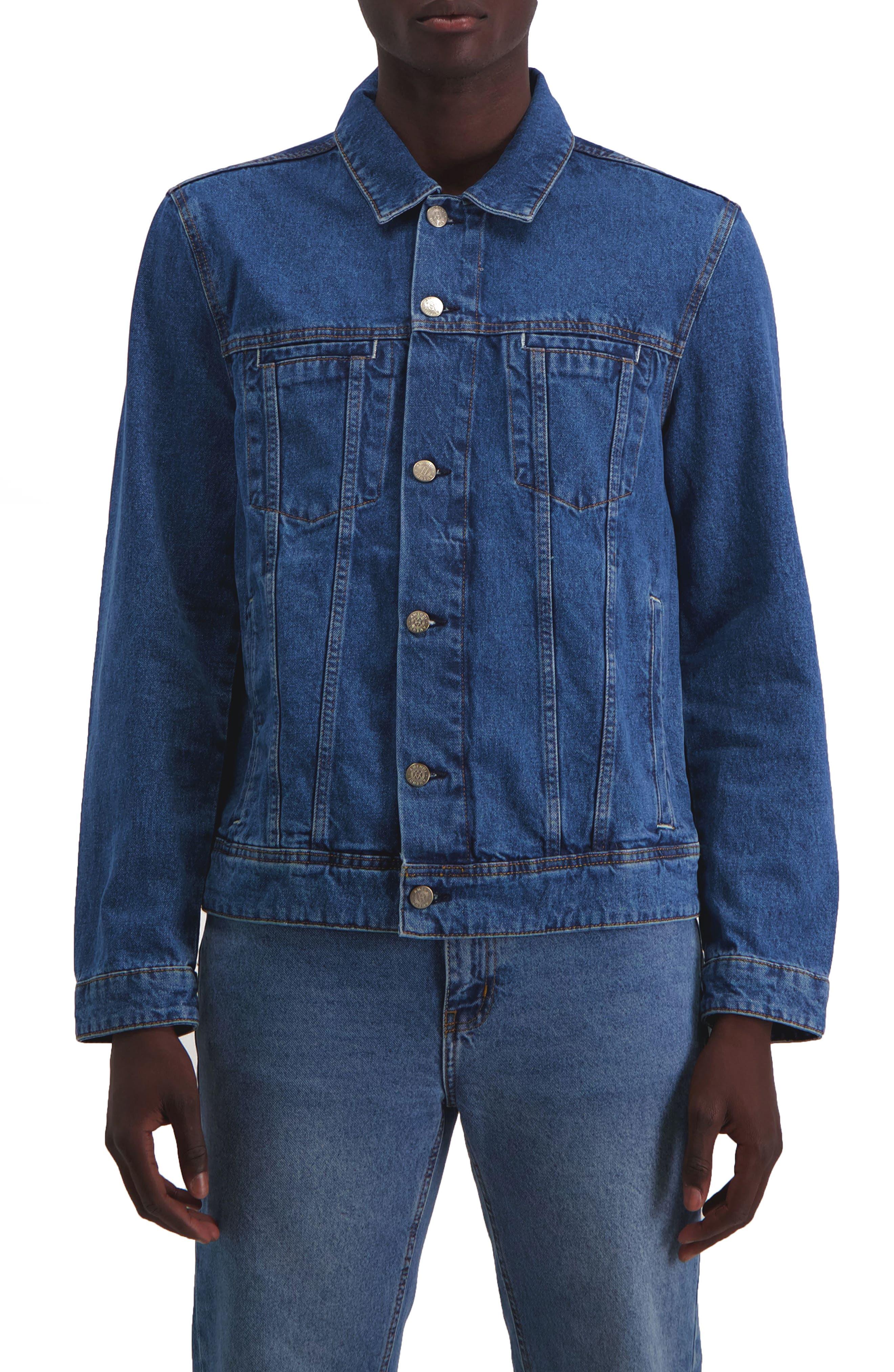 Bill Denim Jacket
