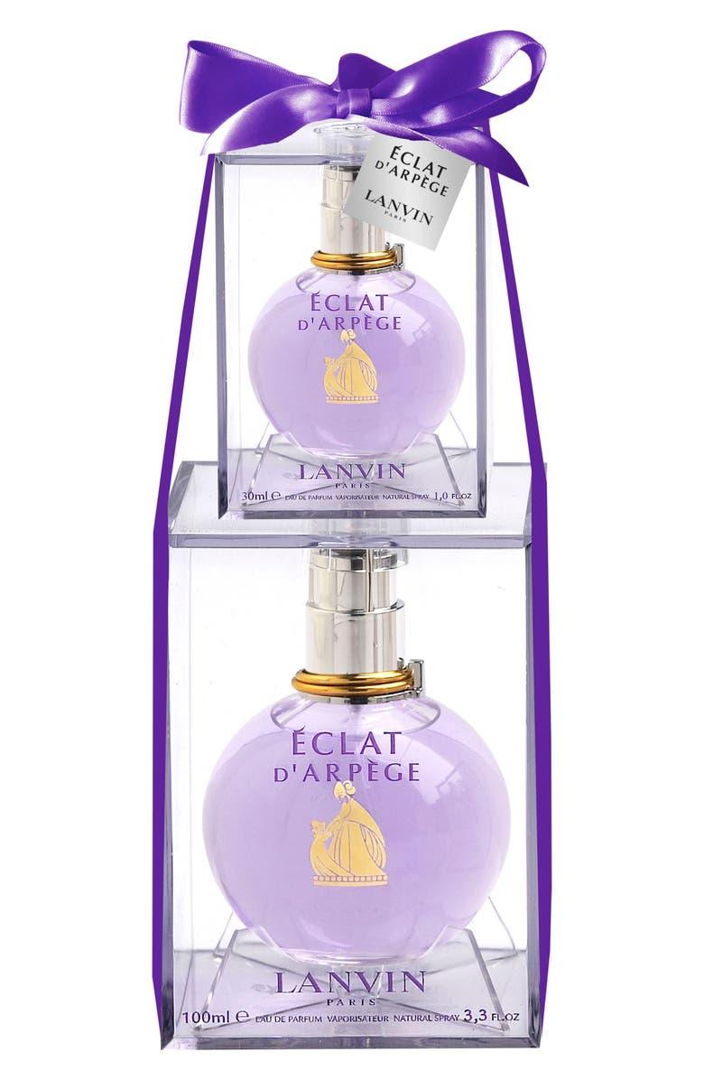 LANVIN Éclat d'Arpège Eau de Parfum Spray Set, Main, color, 000