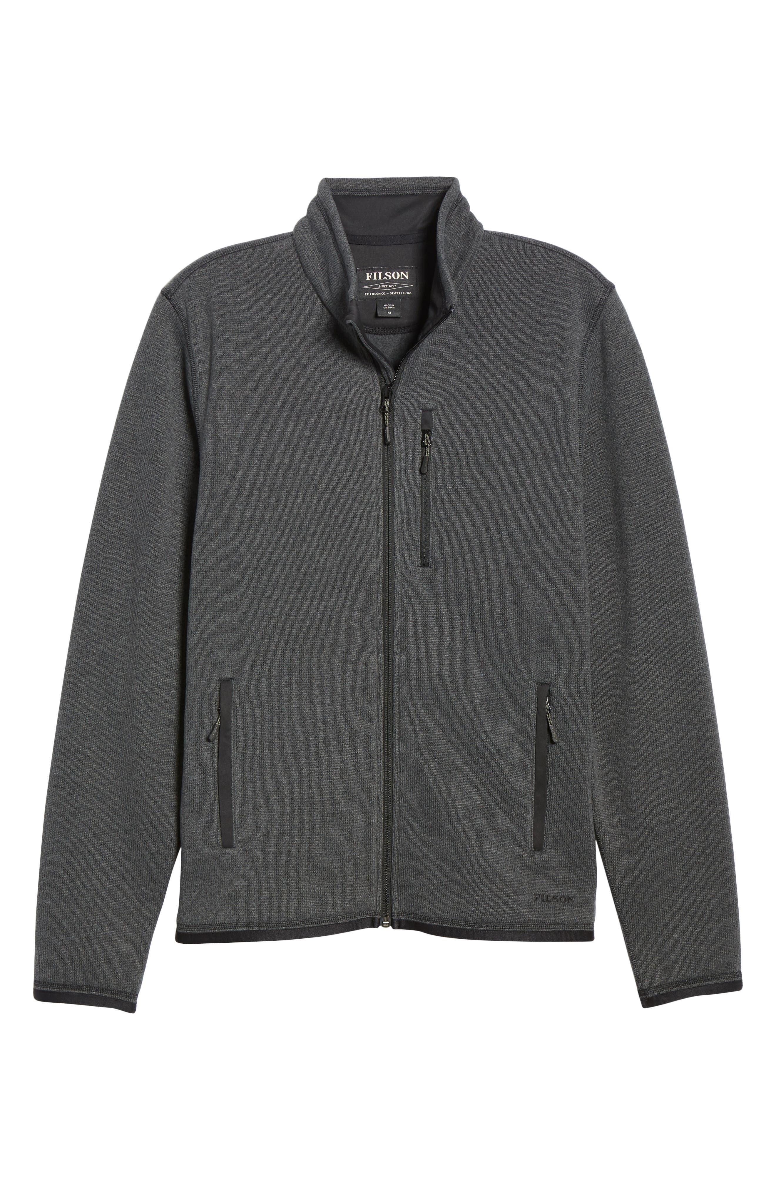 ,                             Ridgeway Polartec<sup>®</sup> Fleece Jacket,                             Alternate thumbnail 7, color,                             086