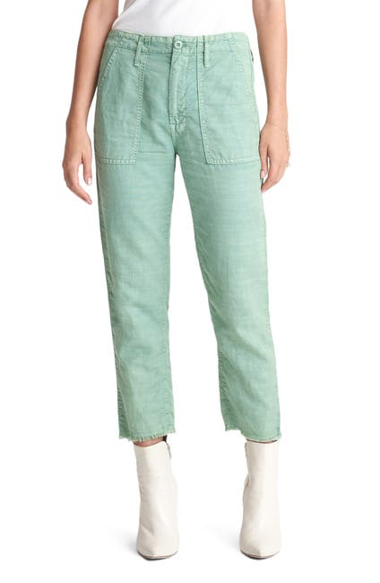 Image of MOTHER The Shaker Chop Crop Pants